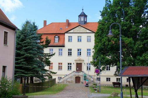 Rittergut Rehmsdorf; Barock etwa 1750, restauriert