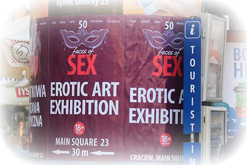Erotic Art Exhibition Craców