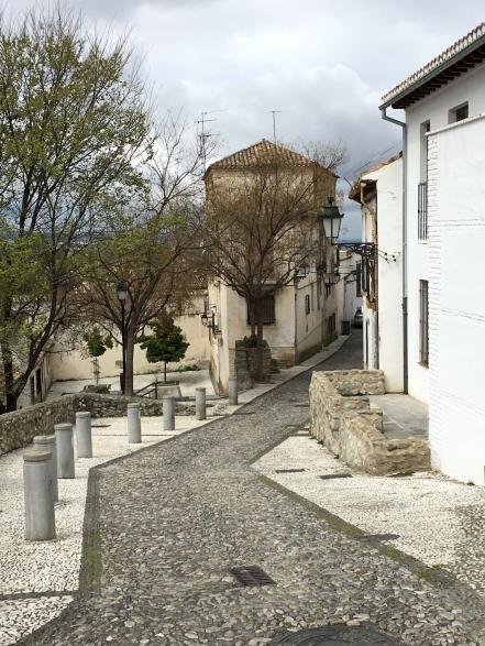 The former Jewish Quarter