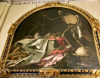 In Ictu Oculi - Juan de Valdés Leal
