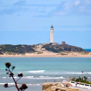 Lighthouse at Cape Trafalgar