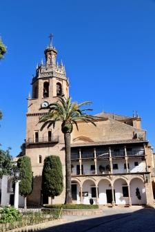 Ronda catedral