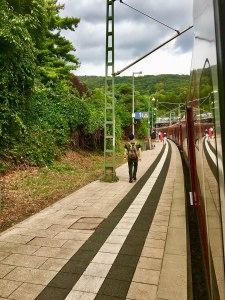 Zwischenstopp in Heidelberg