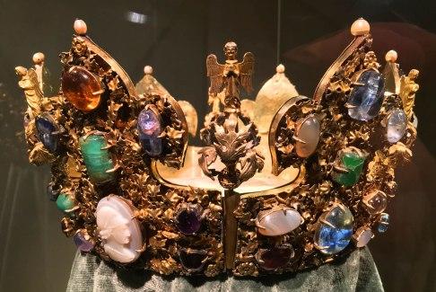 so genannte Krone Heinrichs II.