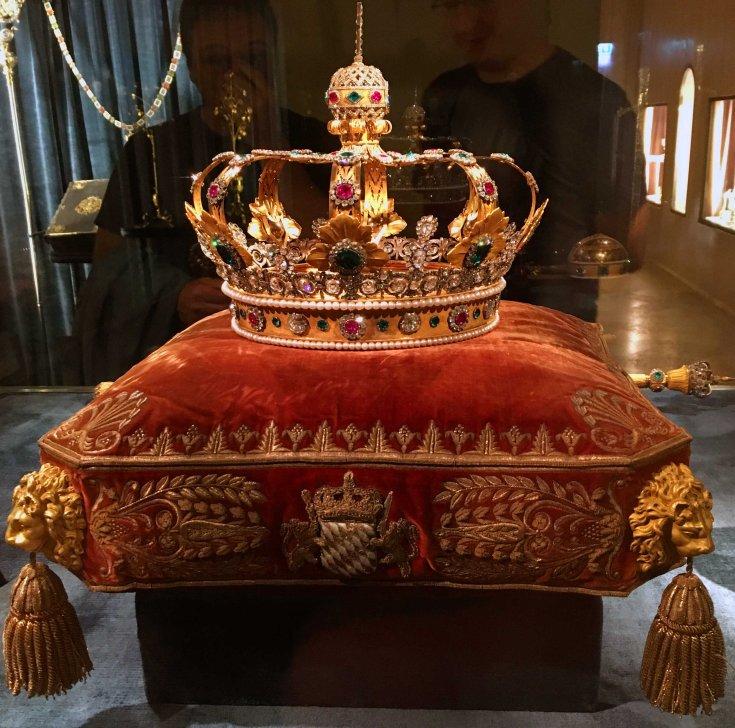 Krone des Königreichs Bayern