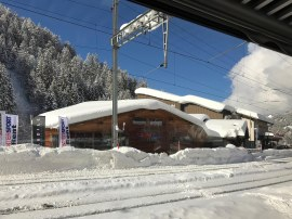 In der Nähe von Davos-Klosters