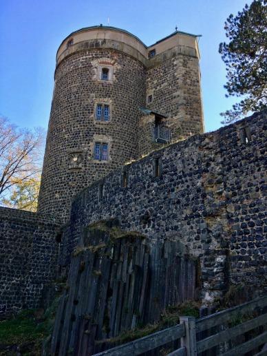 Johannis-(Cosel-)Turm in dem die Reichsgräfin von Cosel von August dem Starken gefangen gehalten wurde