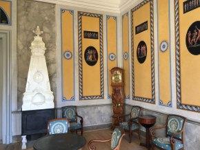 Goldenes Zimmer