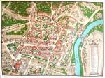 Historischer Stadtplan der Altstadt