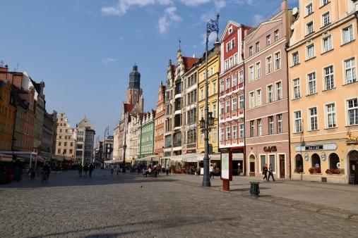 Nordseite des Marktplatzes