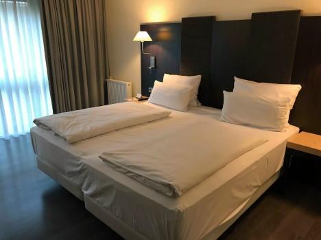 Zimmer 102 im NH Hotel Kurfürstendamm, Berlin