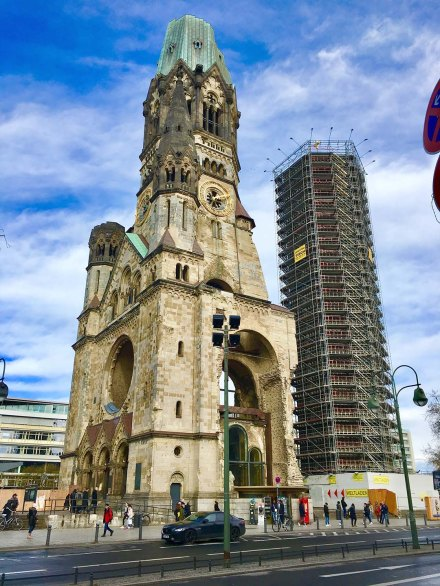 Kaiser-Wilhelm-Gedächtnis-Kirche am Breitscheidplatz