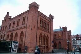 Rathaus von Kolberg, Polen