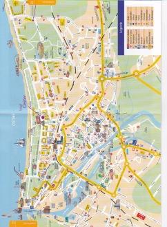 Stadtplan © Idea Spa Travel